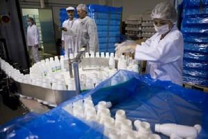 Resort stara się o dopłaty do eksportu przetworów mlecznych