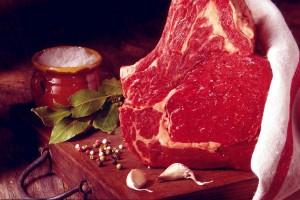 Rynek mięsa: Bardzo krwisty befsztyk...