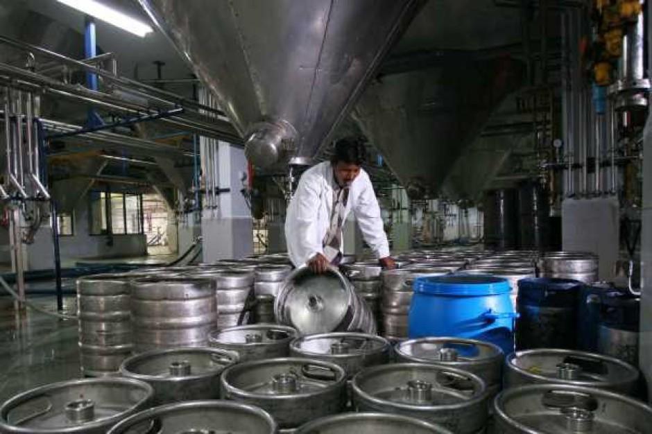 SABMiller zamierza zmniejszyć o jedną czwartą zużycie wody