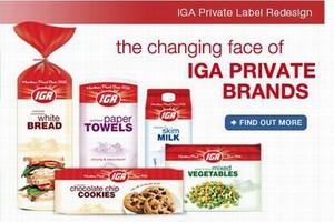 Eurocash likwiduje produkty pod marką własną sieci IGA
