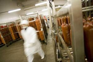 """20 próbek """"zakażonej"""" wieprzowiny  jest badanych w Puławach"""