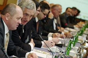 I Forum Rynku Spożywczego: Rynek Spożywczy - europejskie i światowe wyzwania - polska perspektywa