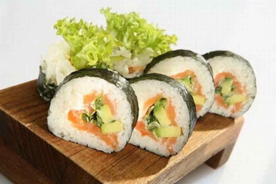 Właściciel 77 sushi debiutuje i planuje kolejne emisje