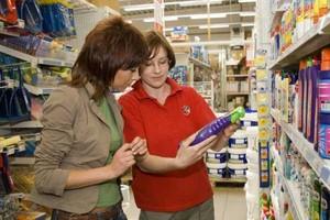 SANEPID: Niektóre hiper- i supermarkety nie przestrzegają podstawowych zasad higieny