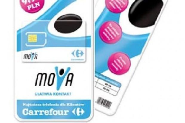 Realne fiasko wirtualnych operatorów. Co będzie z Carrefour Mova?