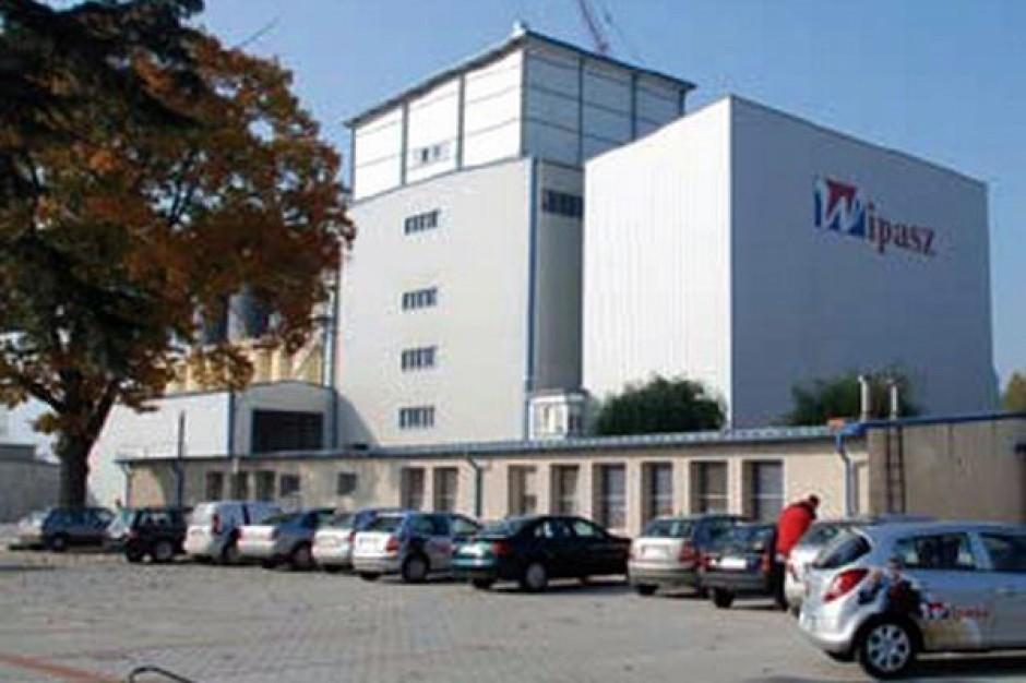 Firma Wipasz uruchomiła nową wytwórnę pasz i koncentratów dla trzody, drobiu i bydła