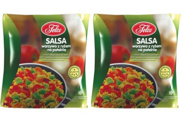 Warzywa w rytmie Salsy