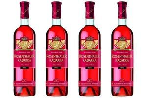 Rodzina win Rosenthaler powiększa się o wino różowe