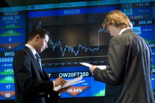 Londyn i Nowy Jork zainteresowane kupnem GPW