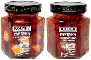 Papryka premium w duecie z serem bądź tuńczykiem