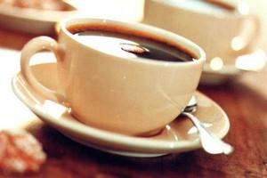 Kawa Tchibo reklamuje się hasłem kojarzonym z nazizmem