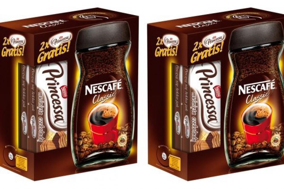 Nestlé łączy Nescafé z nową Princessą