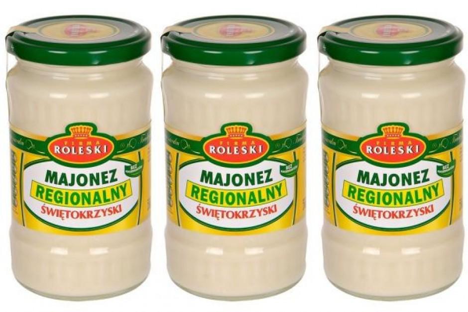 Majonez Świętokrzyski jako pierwszy produkt regionalny marki Roleski