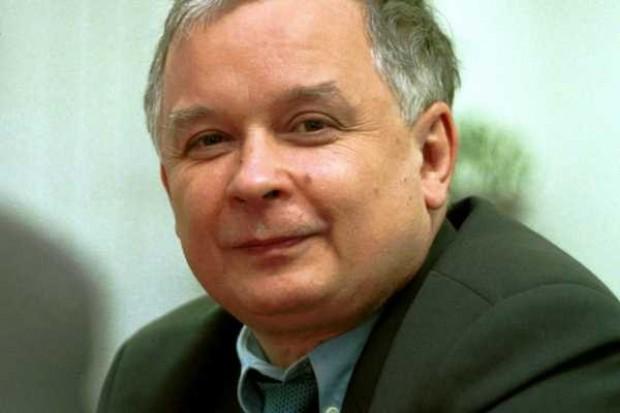 Lech Kaczyński skierował do Trybunału Konstytucyjnego ustawę o organizacji rynku rybnego