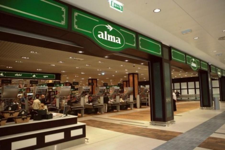 W 2009 r. Alma Market wyda na rozwój sieci handlowych 70 mln zł
