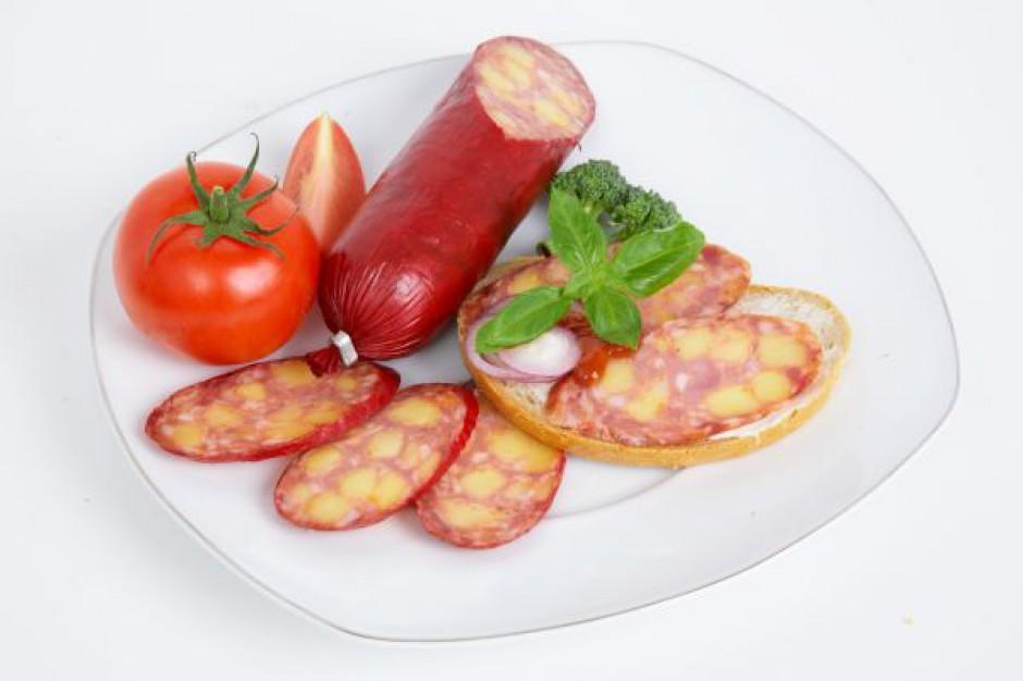 Kiełbasy z serem od Pekpola