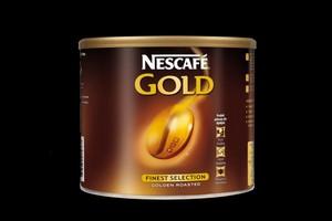 Nestle dla gastronomii: Nescafe Gold w dużej puszcze