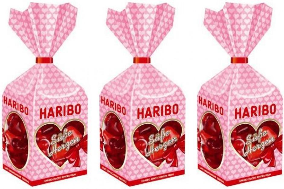 Żelko-pianki na Walentynki