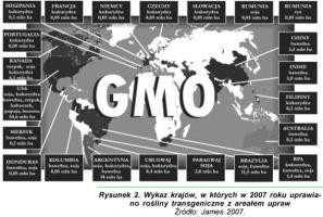 Zdjęcie numer 1 - galeria: Stan upraw roślin genetycznie zmodyfikowanych na świecie i w Polsce