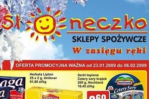 Słoneczko rozwija sieć sklepów