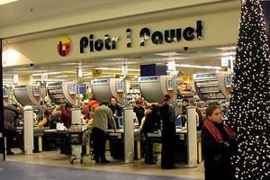 Kryzys może spowolnić rozwój sieci sklepów Piotr i Paweł