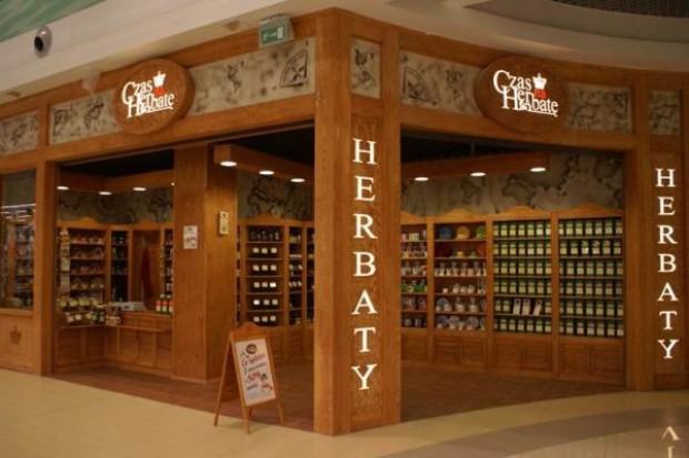 Czas na Herbatę rozwija sieć sklepów