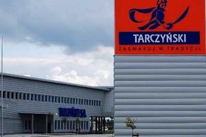 Prezes Drosedu: Podpisaliśmy list intencyjny z firmą Tarczyński