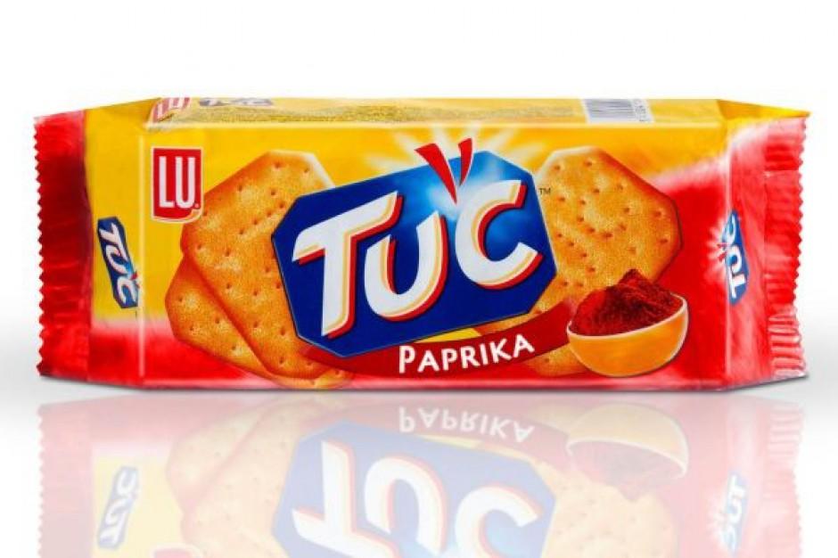 LU Polska wprowadza krakersy TUC