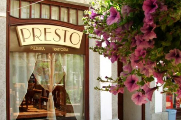 Pizzeria Trattoria Presto zapowiada kolejne otwarcia