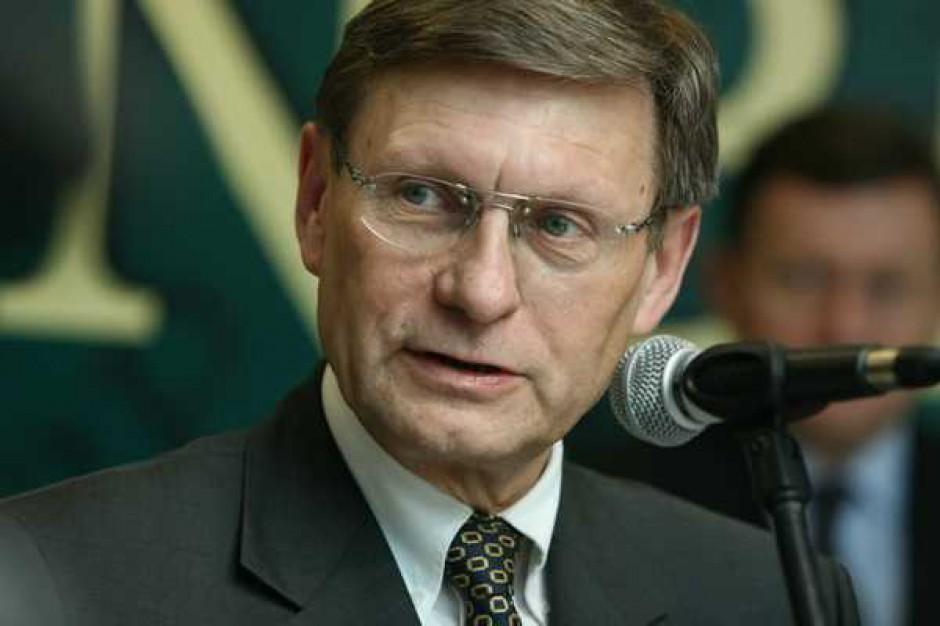 Balcerowicz: Kłopoty na rynkach finansowych nie są kryzysem kapitalizmu