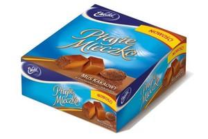 Nowe Ptasie Mleczko Mus Kakaowy w mocnomlecznej czekoladzie