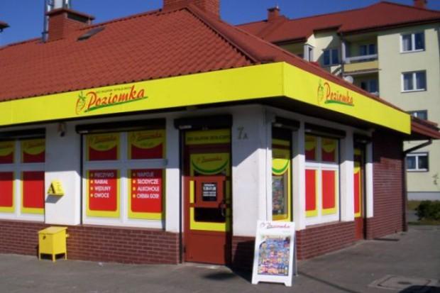 Poziomka chce przekroczyć w 2009 r. liczbę 200 sklepów