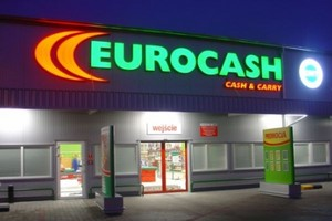 Eurocash: W 2009 r. otworzymy przynajmniej 80 sklepów Delikatesy Centrum i 6-8 hurtowni cash&carry