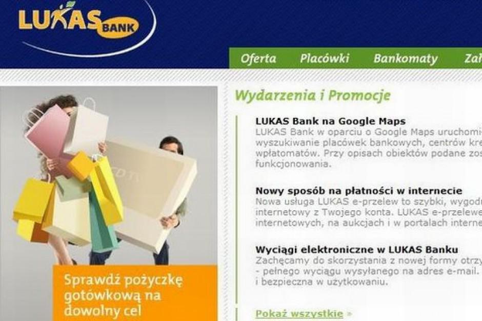 Lucas Bank chce zarobić na funduszach unijnych, wchodzi w ofertę dla rolników i przemysłu spożywczego