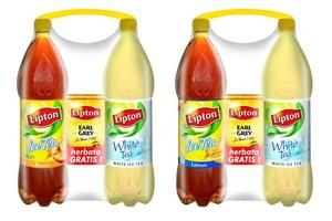 Promocyjne zestawy Liptona