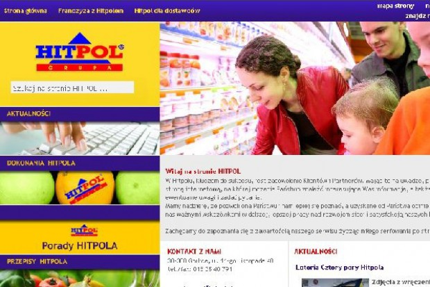 Hitpol chce rozwijać sieć sklepów poprzez licencje dla hurtowni