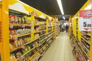 Analitycy: Sprzedaż produktów spożywczych w Polsce nadal rośnie