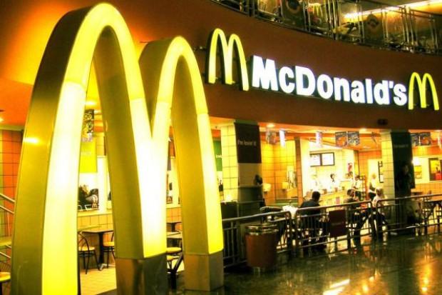 McDonald's zwiększa przychody i chce przyspieszyć rozwój w Polsce
