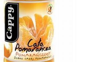 Cappy umacnia pozycję na rynku soków i nektarów