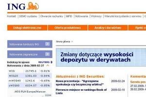 Analityk ING Security: Banki zaczną wkrótce upominać się o uregulowanie depozytów opcyjnych od PKM Duda