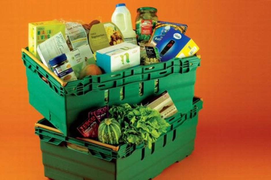 W 2008 r. Tesco wyeksportowało na Wyspy polską żywnośc za ok. 70 mln zł