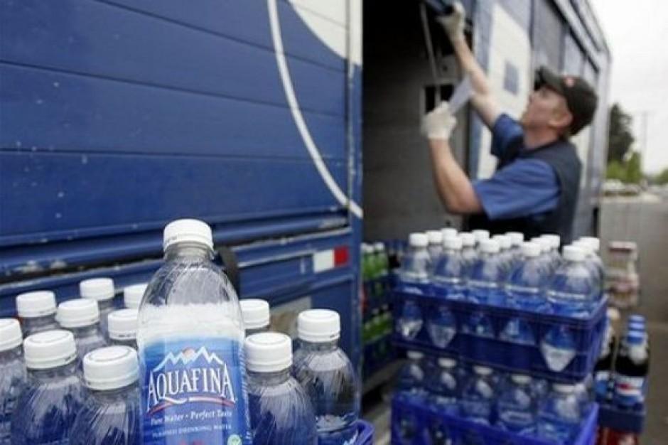 Pepsi walczy o polski rynek wody butelkowanej