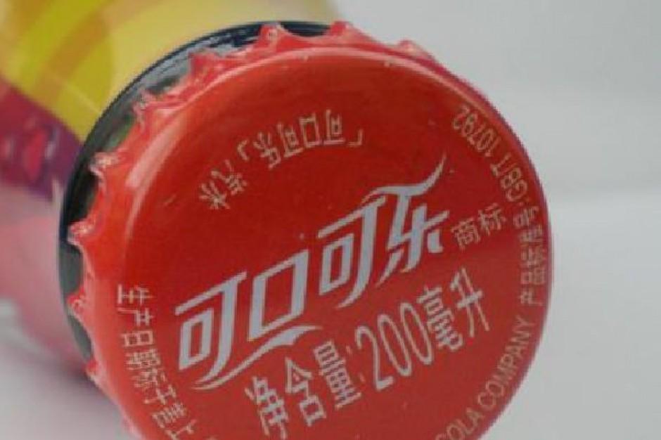 Coca-Cola zainwestuje w Chinach następne 2 mld USD