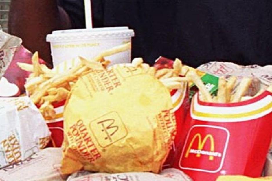 Globalna sprzedaż McDonaldsa wzrosła w lutym o 1,5 proc.