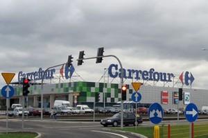 Spadek zysku grupy Carrefour przebił prognozy