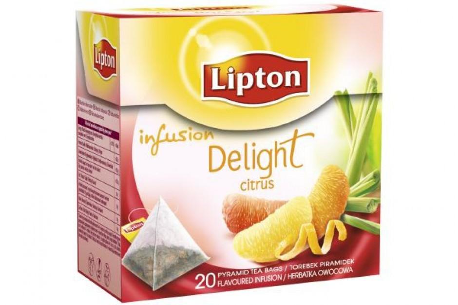Owocowe koktajle od Liptona