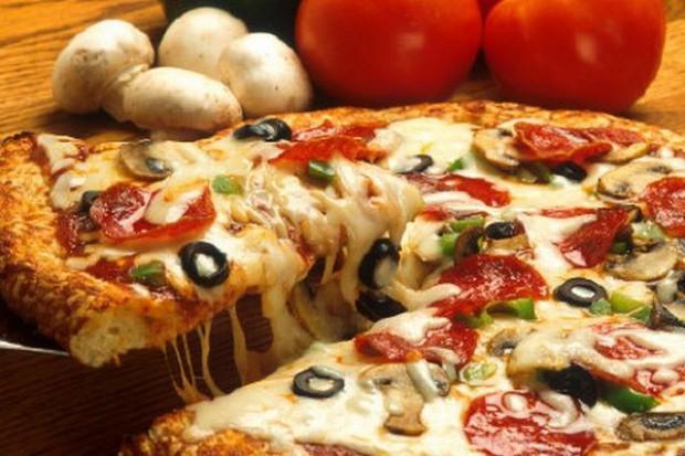 Pierwszy automat sprzedający pizzę