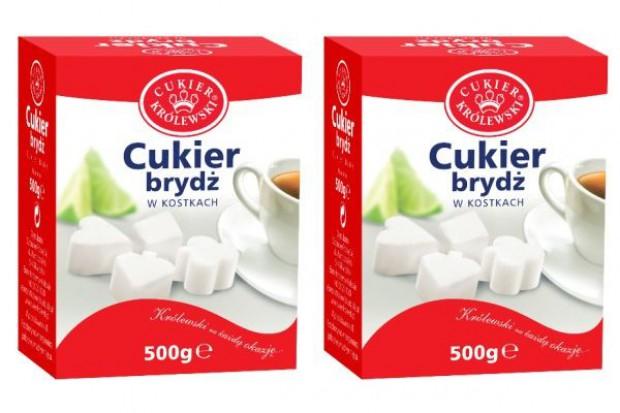 Nowy image cukru w kostkach