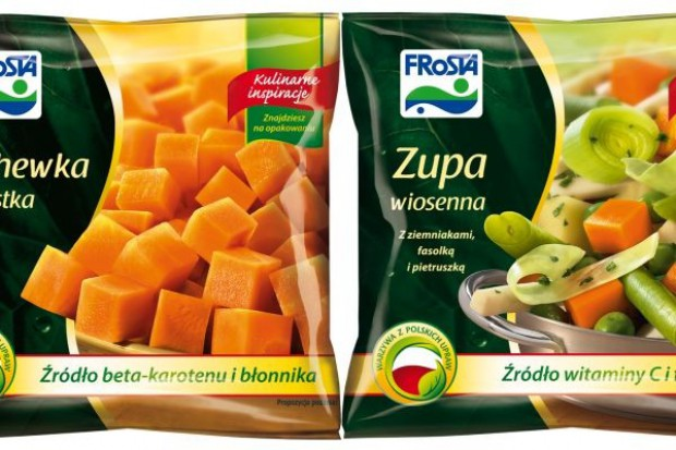 FRoSTA wprowadza mrożone warzywa