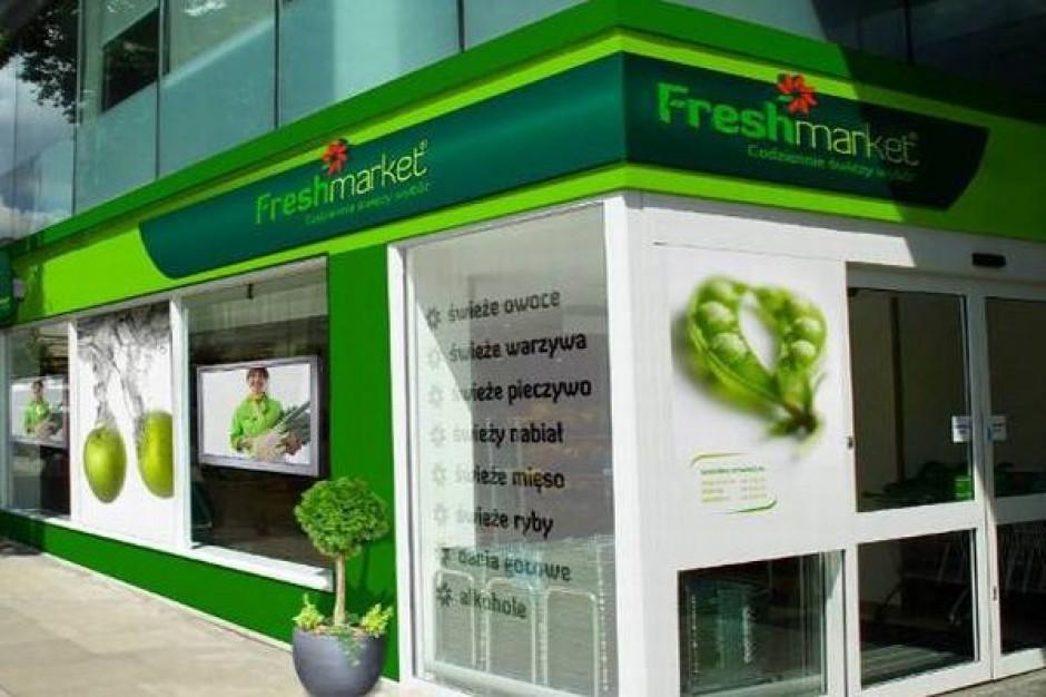 Żabka Polska chce do końca 2010 r. uruchomić 65 sklepów sieci Freshmarket
